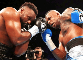 Whyte vs Chisora - Time is Ticking.