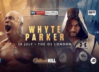 Whyte vs Parker.